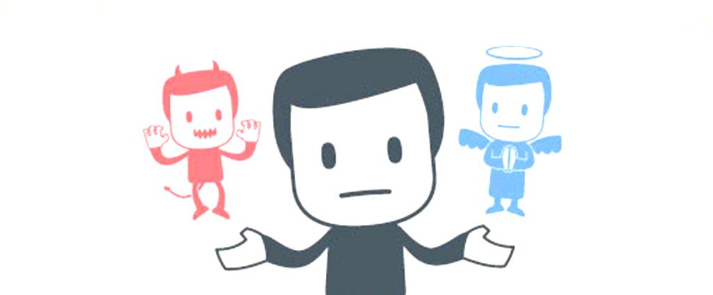 Client balancing act Good versus Evil