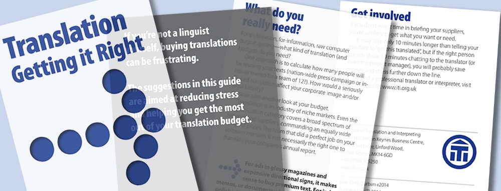 A comprehensive unbiased guide for first time buyer of professional translation service in Singapore